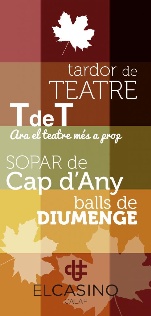 Teatre al Casino de Calf