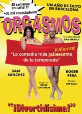 Orgasmos, amb Roger Pera, a Calaf
