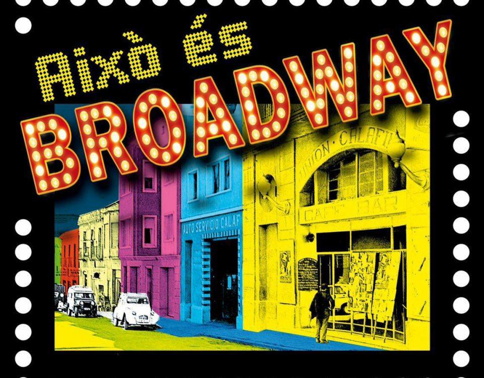 Aixè és Broadway al Casino de Calaf