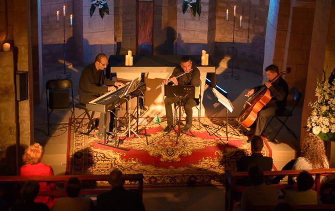 La veu i la corda, grans protagonistes d'un nou concert del Festival MEB amb Abrié & Cordero Duo i el Trio Segarrenc