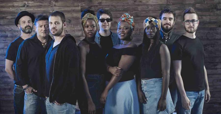 FunkyStep & The Sey Sisters al Calaf