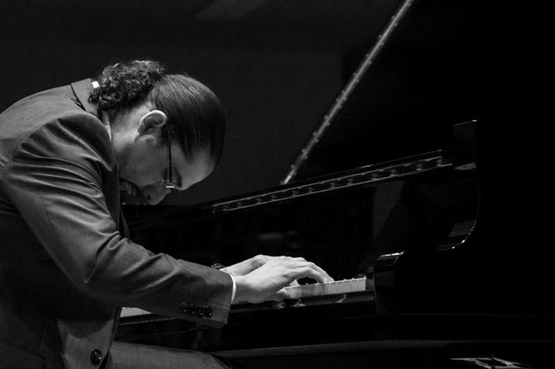 El pianista Carlos Bianchini arriba al Casino de Calaf